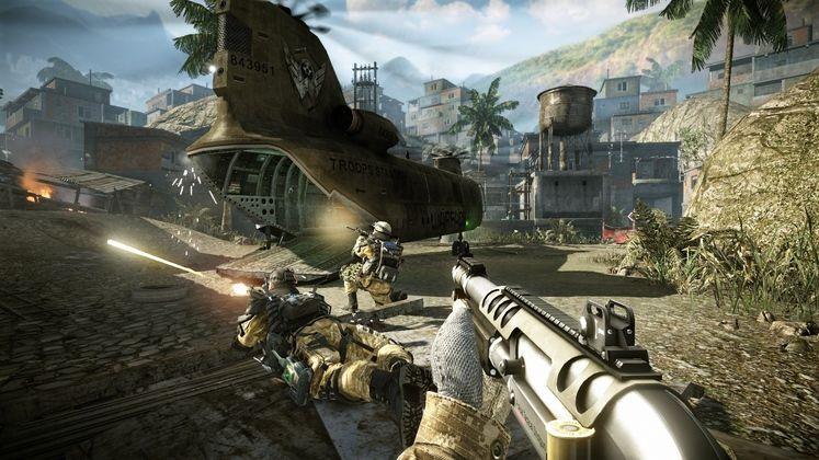 Warface beta schedule revealed by Crytek, starting tomorrow