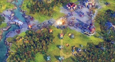 Battle Worlds: Kronos revived by KING Art, Kickstarter campaign already at $15k