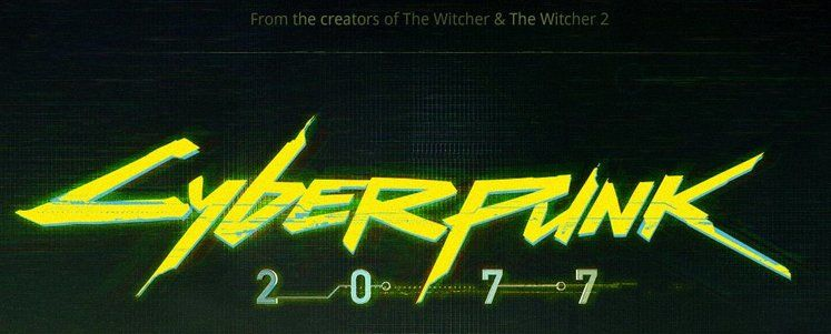 CD Projekt RED's new licensed sci-fi RPG officially titled Cyberpunk 2077