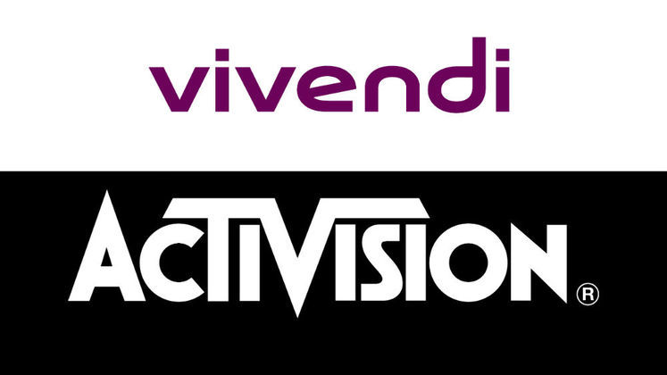 Activision-Blizzard $8.2B buyout from Vivendi completing on 15th October