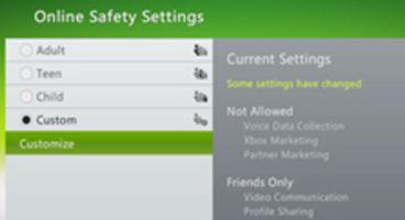 Xbox Live Safety Groups explained