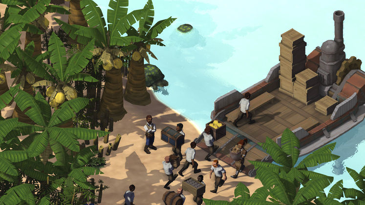Clockwork Empires' early access pushed back to the Summer