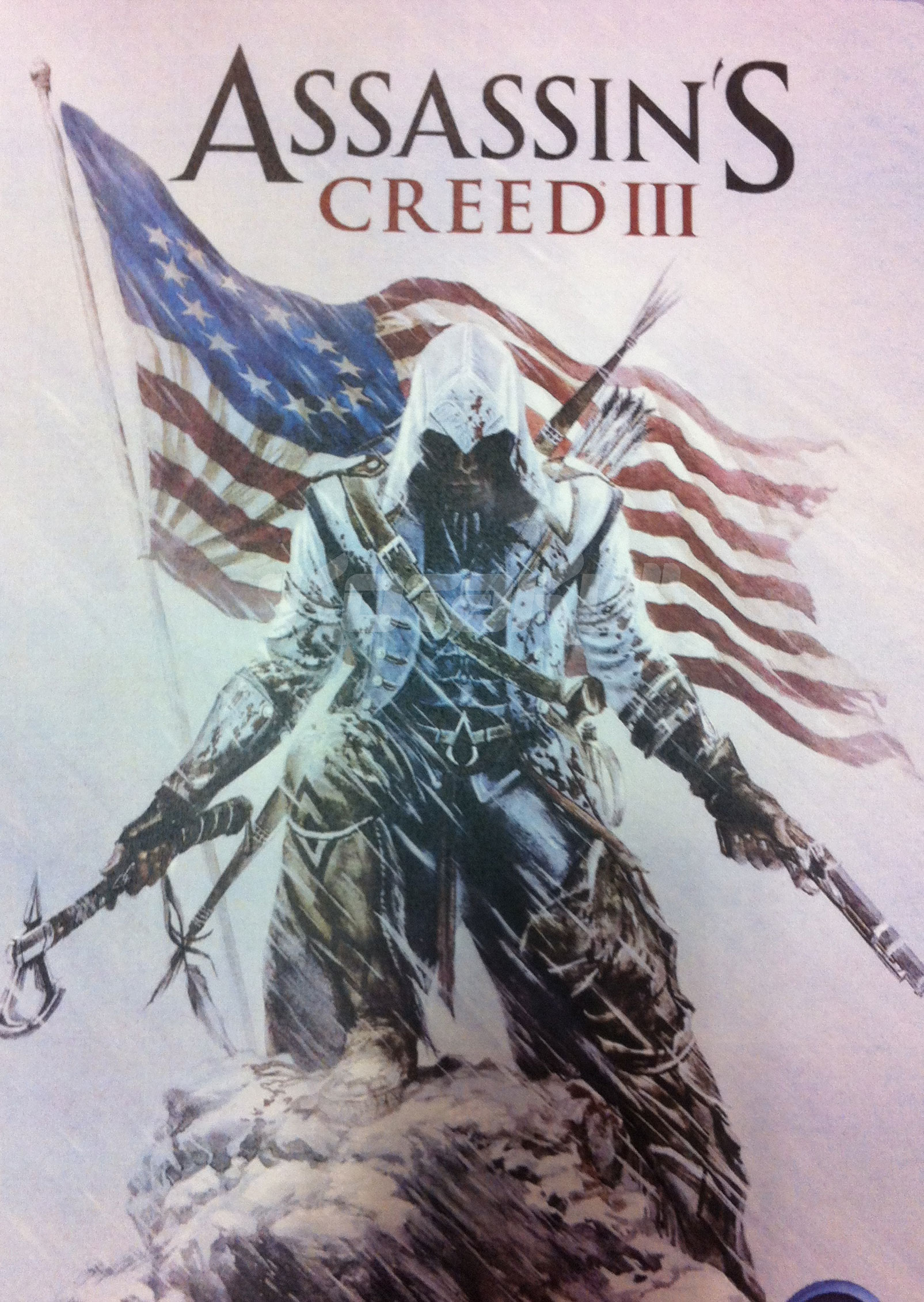 Rumor Assassin S Creed Iii To Feature Native American Gamewatcher