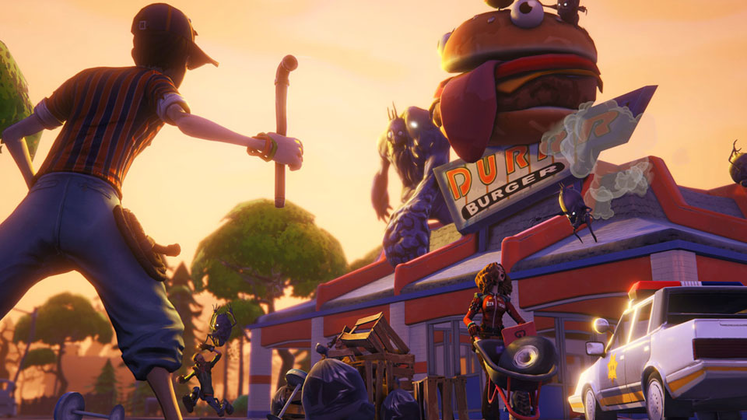 Fortnite Removes Friendly Fire, Adds Fan Suggestion