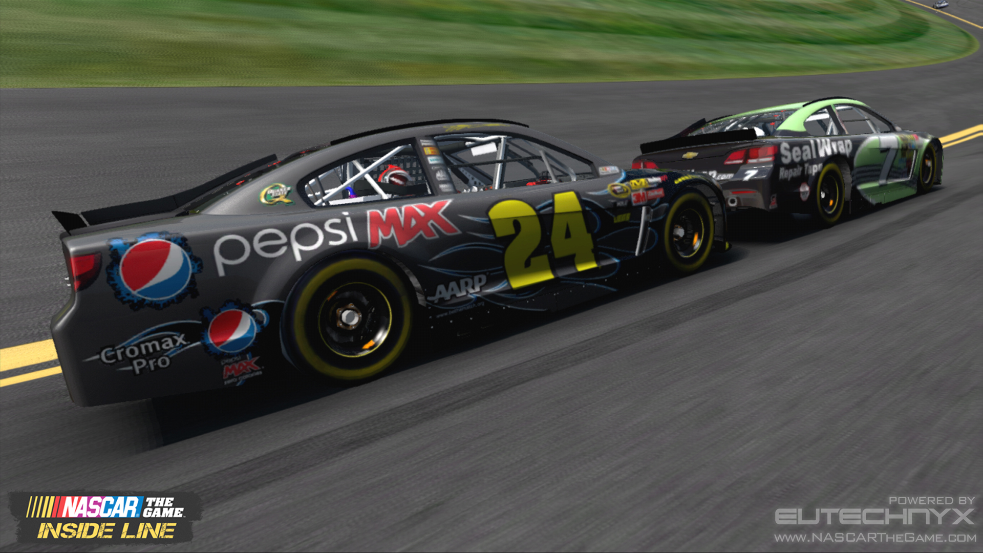 First Round Of Dlc For Nascar The Game Inside Line Now Gamewatcher
