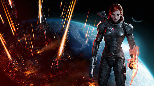 Mass Effect 3 available on NA PlayStation Network on 6th March