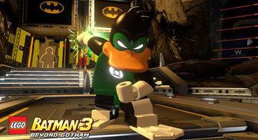 "LEGO Batman 3 DLC pack adds a bunch of superheroes... and Conan O'Brien"""