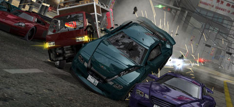 Need for Speed Prostreet and Burnout Revenge hit XBLA, GBP 20