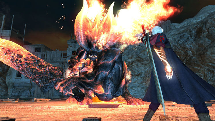 Capcom releases Devil May Cry 4 demo tomorrow
