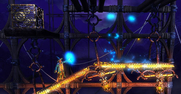 Trine 2 preorders can join multiplayer beta