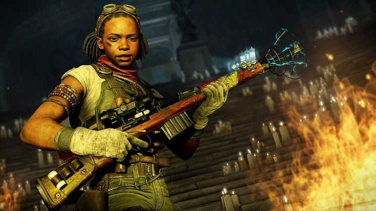 Zombie Army 4 Season 2 Ends With Dead Zeppelin Mission and Gear Drop, Available Now