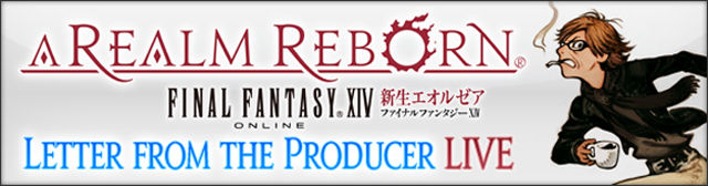 Final Fantasy XIV: A Realm Reborn stream January 25th, preview of Patch 2.2
