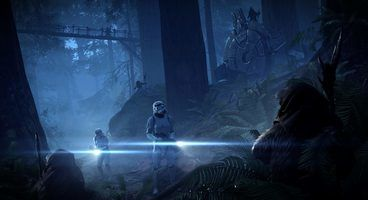 Night On Endor Arrives To Star Wars: Battlefront 2
