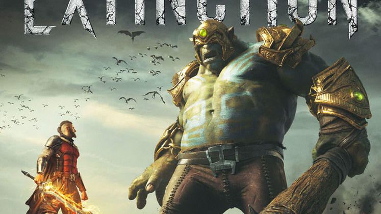 Killer Instinct developer's next game Extinction looks a lot like Attack on Titan