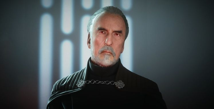 Count Dooku Coming to Battlefront 2 This Week