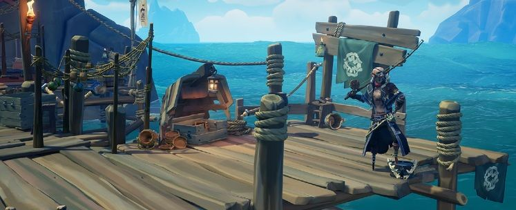 Sea of Thieves Stuck on Reporting for Duty - Is There A Fix?