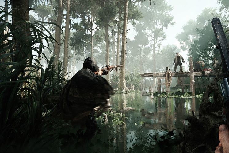 Hunt Showdown Spawn Points Locations on Map