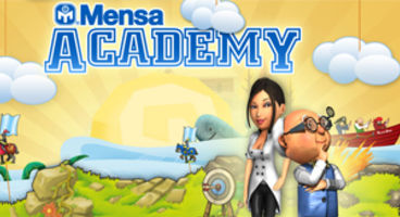 Mensa Academy from Square Enix