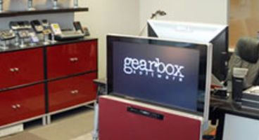 Gearbox is