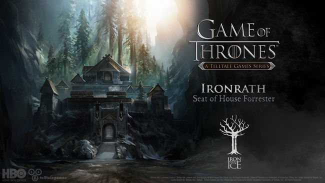 Telltale releases plot and setting details for Game of Thrones‏