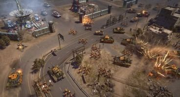 Original Source Code and GlyphX Engine Used in Command and Conquer Remaster
