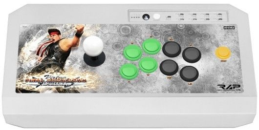 Hori Virtua Fighter 5 Final Showdown fighting stick coming to NA this summer