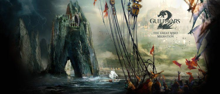 NCSoft giving away 5000 copies of Guild Wars 2 to gamers who pledge undying loyalty