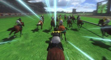 Tecmo announce Champion Jockey, supports Kinect and Move