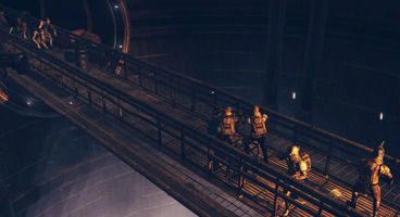 Dieselpunk RPG InSomnia returns to Kickstarter