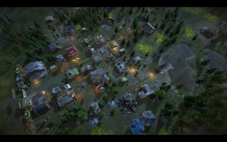 Post-apocalyptic Colony Sim Surviving the Aftermath Enters Early Access