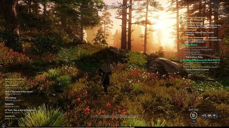 New World Hands-On Preview - An MMORPG That Puts Freedom Front and Center