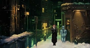 Demo for indie adventure title The Blackwell Epiphany released