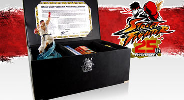 Capcom announces Street Fighter 25th Anniversary Set for 18th September
