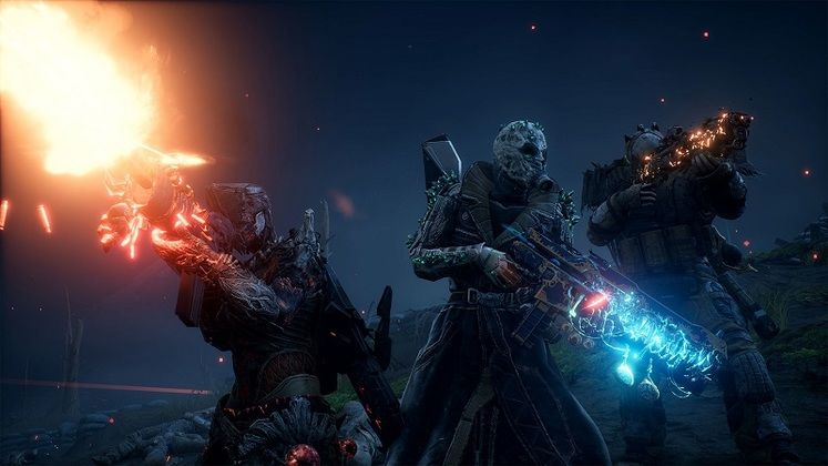 Outriders Broadcast 4 Delves Deeper Into Endgame and the Technomancer Class This Week