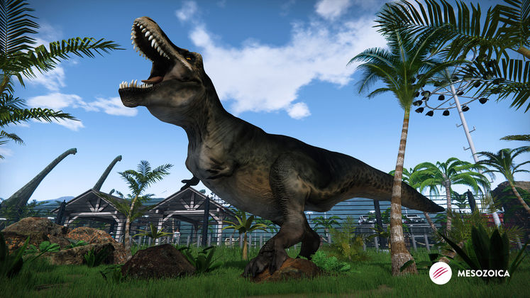 Seriously, What's Going On? Mesozoica is the 4th Dinosaur Park Sim in as many months