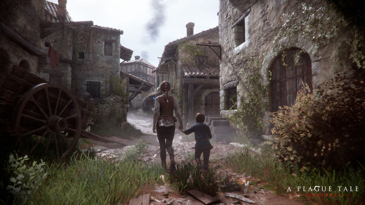 New A Plague Tale: Innocence Screenshots Showcase More of Its Environments