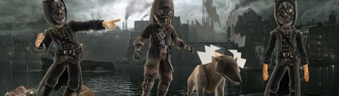 Dishonored Avatar items include rat swarm