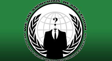 Anonymous posts new press release aimed at Sony