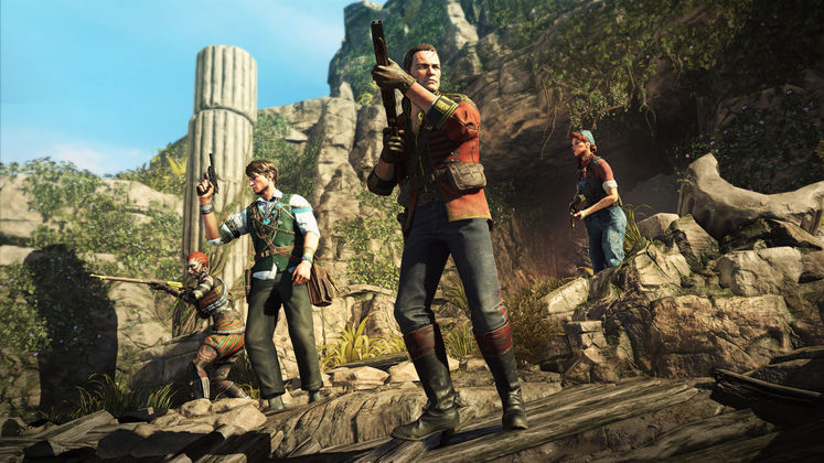 Strange Brigade Characters: A Guide To All The Strange Brigade Characters