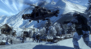 GC 2009: Battlefield: Bad Company 2 Dated, coming 5th March 2010 in Europe