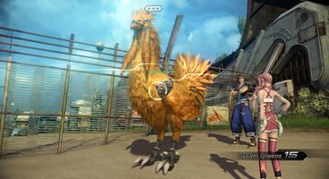 Final Fantasy XIII-2 DLC sale this week on Xbox Live and PSN