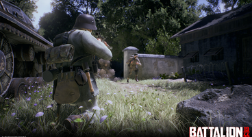 Call of Duty successor Battalion 1944 is out now
