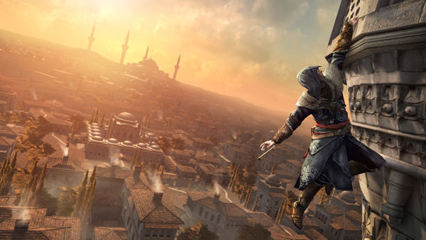 AC: Revelations PS3 will include original Assassin's Creed