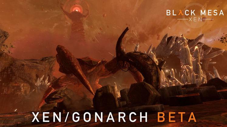 Black Mesa: Xen Beta is now available