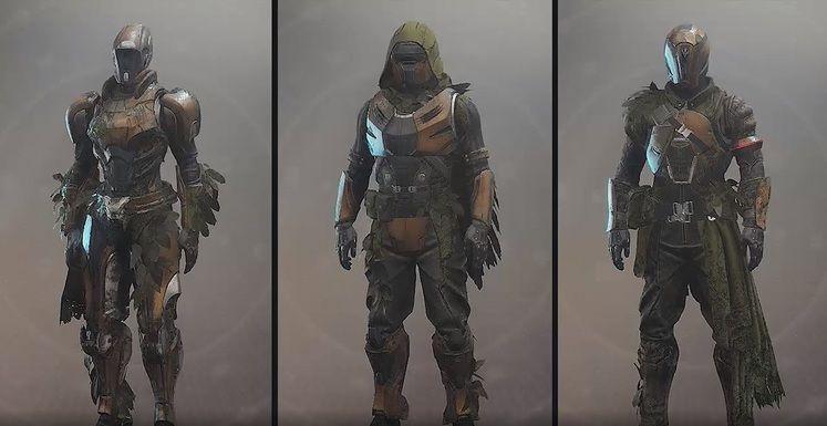 Destiny 2 Shadowkeep Armor - All New Sets Revealed