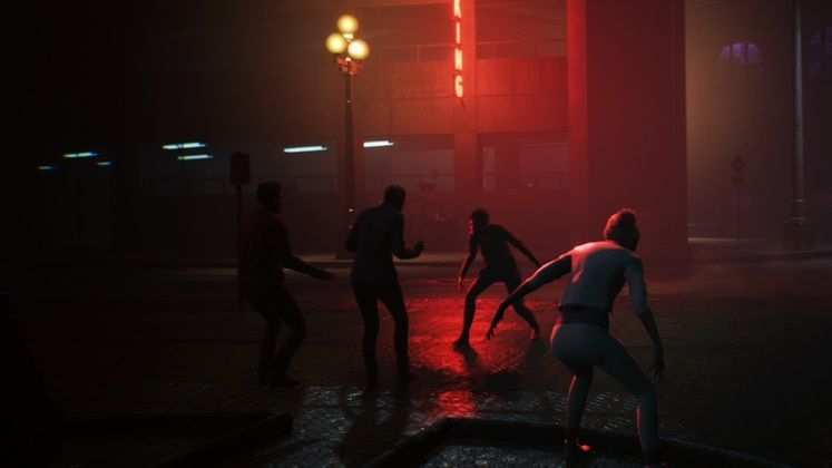 Play Vampire: The Masquerade - Bloodlines 2 this October!