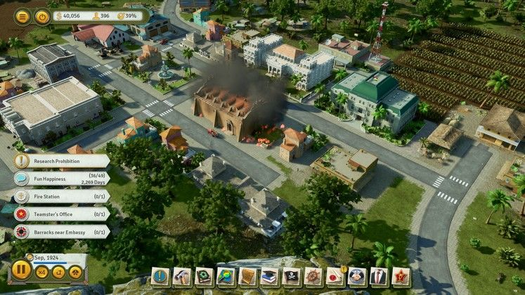 Our Tropico 6 review finds a game that's very Tropico - for better or for worse.
