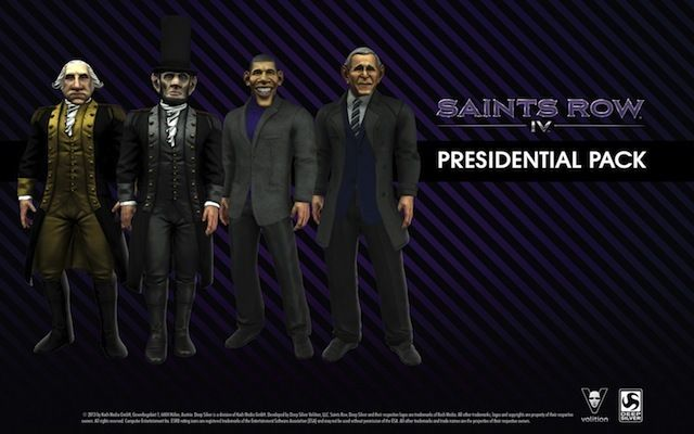 Saints Row 4 launching in Australia in September