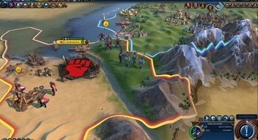 Civilization 6's April 2021 Update Wraps Up the New Frontier Pass With Three New Units and Balance Changes