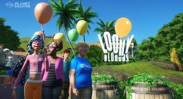 Everything You Need To Know About The Planet Coaster 'Adventure Pack' Expansion
